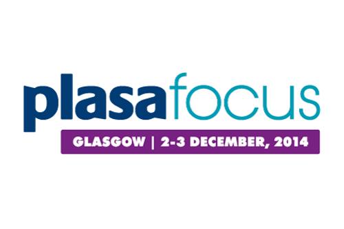 Audio, Exhibition, Focus, Glasgow, Lighting, Plasa, Plasa focus, Riggers, Rigging conference, SECC, Trade show, News, International News