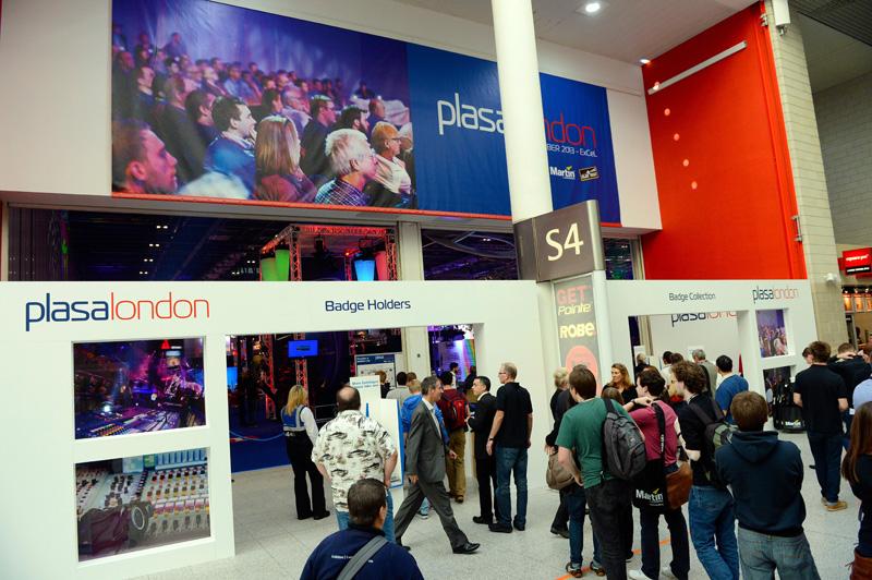 PLASA London 2013.