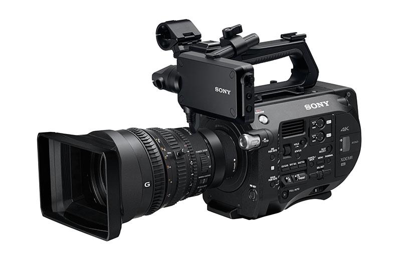 The Sony FS7.