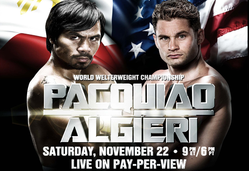 Boxing, Channel, Chris Algieri, Dubai, Fight, Fighting, Filippino, Manny, Manny Pacquiao, OSN, Pacquiao, Philippines, Show, TV, Watch, News, Content production