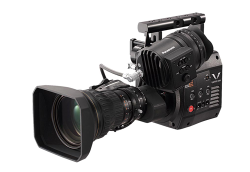 Panasonic's new Varicam HS.