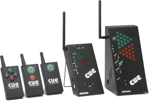 The Perfect Cue System from D'San Corporation.
