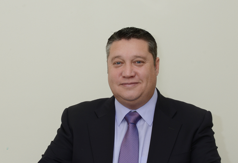 Phil Burns, MD, Aggreko Middle East.
