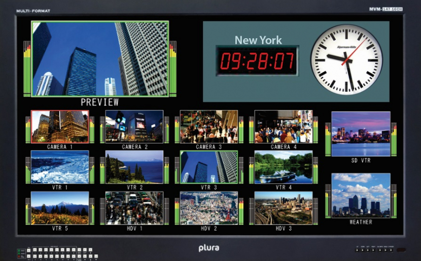 The IP-based SPT design also simplifies integration of the timer network.