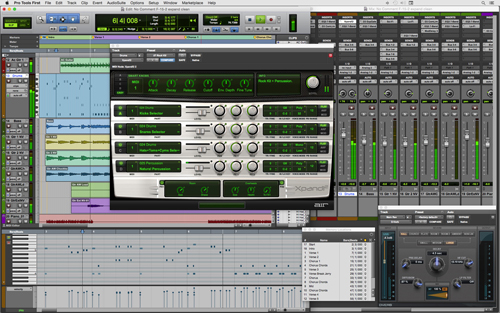 Pro Tools|First will offer users a free introduction to music recording.