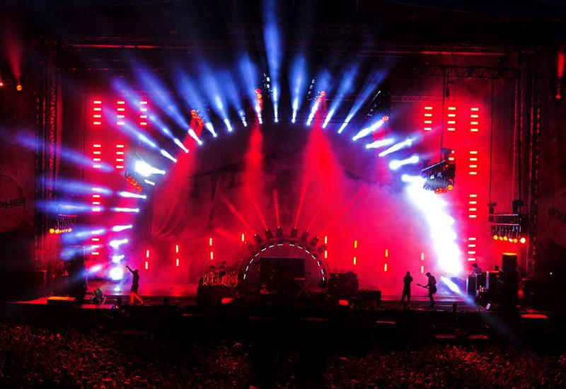 Concert, Hsl, Lighting, Prodigy, Rental, Strobes, News, International News