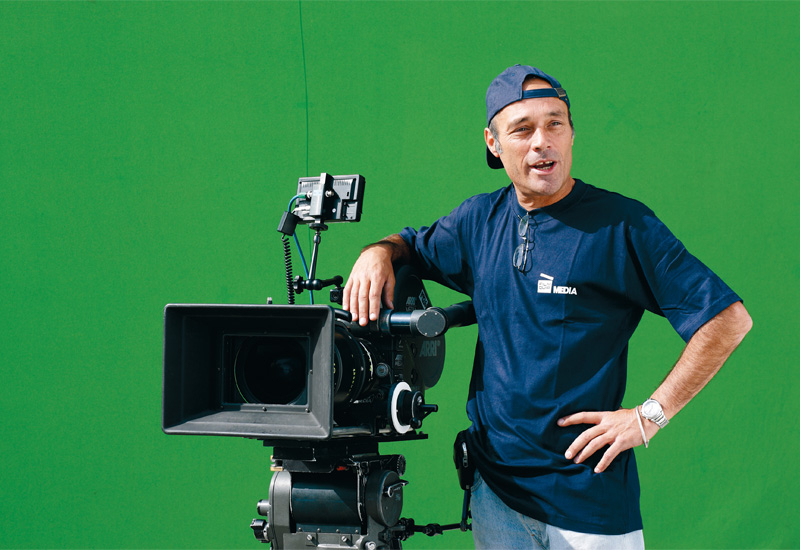 DoP Anthony Smythe is well known in the UAE for shooting car commercials.