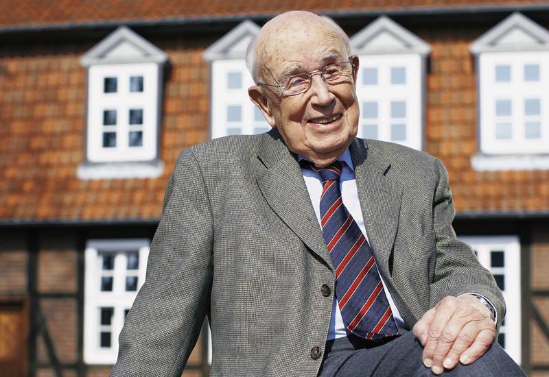 Prof. Dr. Fritz Sennheiser.