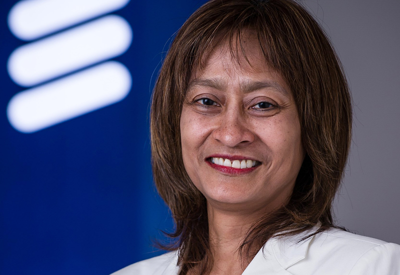 Rafiah Ibrahim, CEO Ericsson Middle East