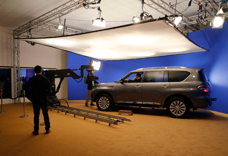 Advertising, Agent 23, Alex horton, Green screen, Nissan maxima, Nissan Patrol, Special effects, The movie, Video content, Analysis, Content production