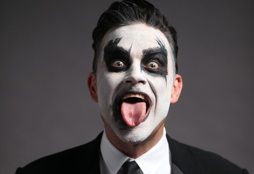 Robbie Williams is all set to entertain in Abu Dhabi.