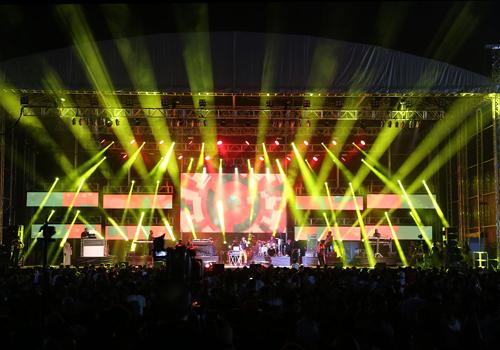 2015, African, Akon, BMFL, Dance Afrique, Dubai, Lighting, Meydan, Music, Robe, Robe Lighting, Stage, News, Live Events
