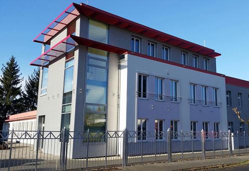 The Robe factory in Valmez.