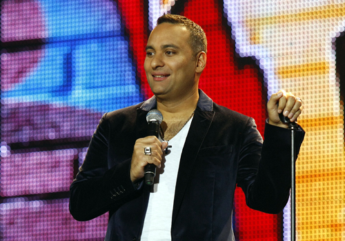 Russell Peters will return to Dubai in January 2016.
