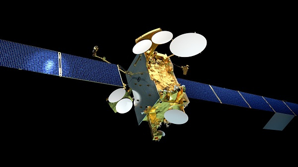 SES-14 satellite.