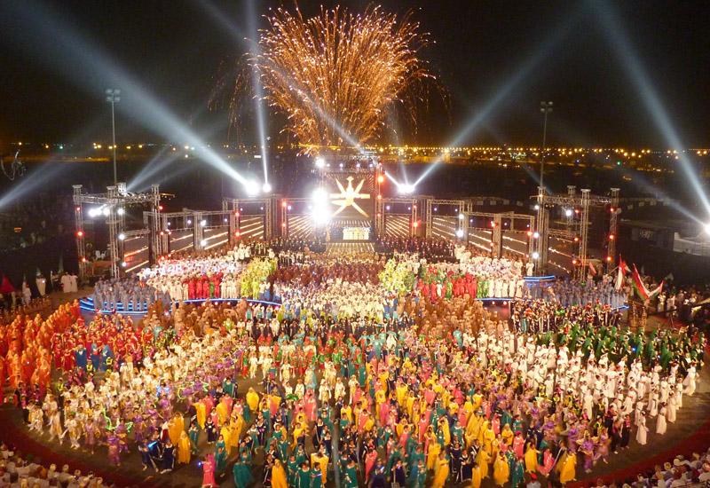 GrandMA2, MA Lighting, Oman, Salalah tourism festival, News, Broadcast Business