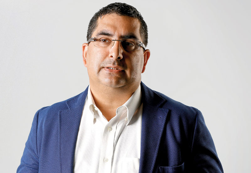 Sanjay Raina, general manager and vice president of Fox Networks Group Middle East.