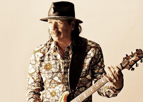 Santana will perform live in Dubai on February 26th, 2016.