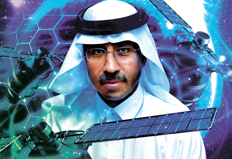 Arabsat, E-vision, Humaid rashid sahoo, Khalid balkheyour, SPECIAL REPORTS, Exhibitions coverage, Industry powerlists