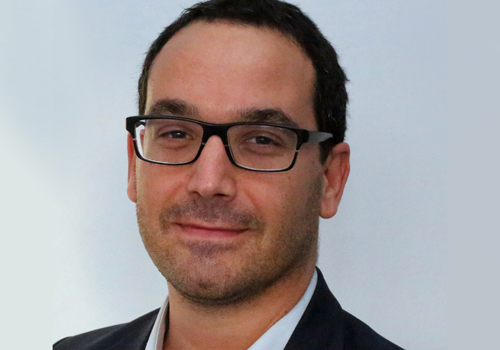 Mig Cardamone, director of sales and marketing at Sennheiser Middle East.