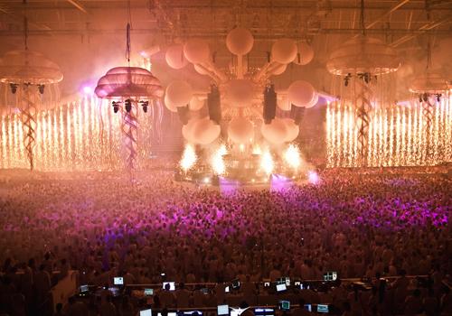Sensation Dubai provides an all-round spectacle for dance music fans.