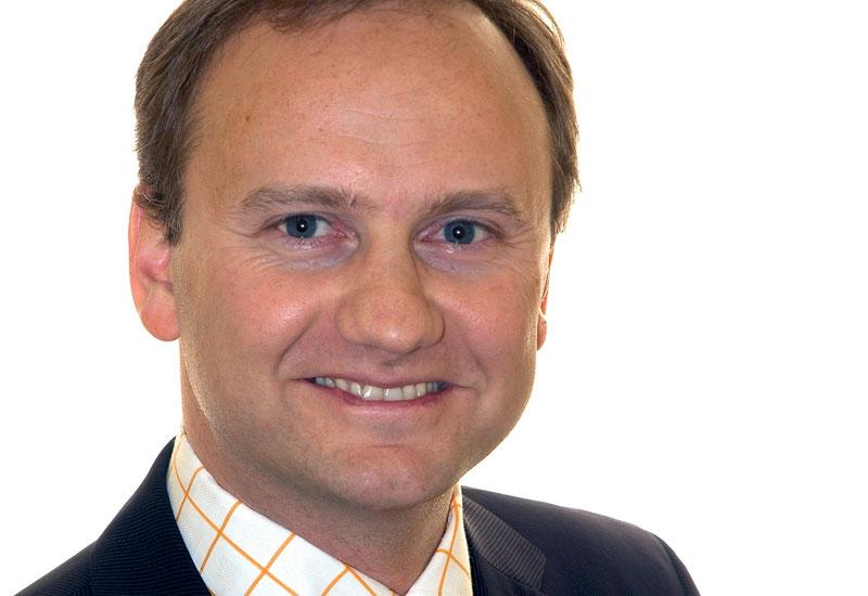 Newtec CEO Serge Van Herck.