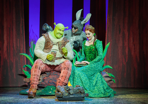 Abu Dhabi, Broadway, Dubai, Musical, Show, Shrek, Shrek forever after, Theatre, Tickets, News, Live Events