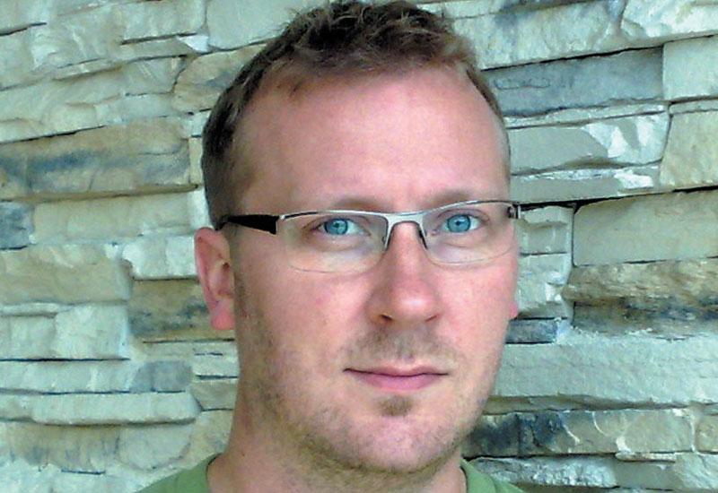 Simon Eldridge, product manager, Omneon Inc.
