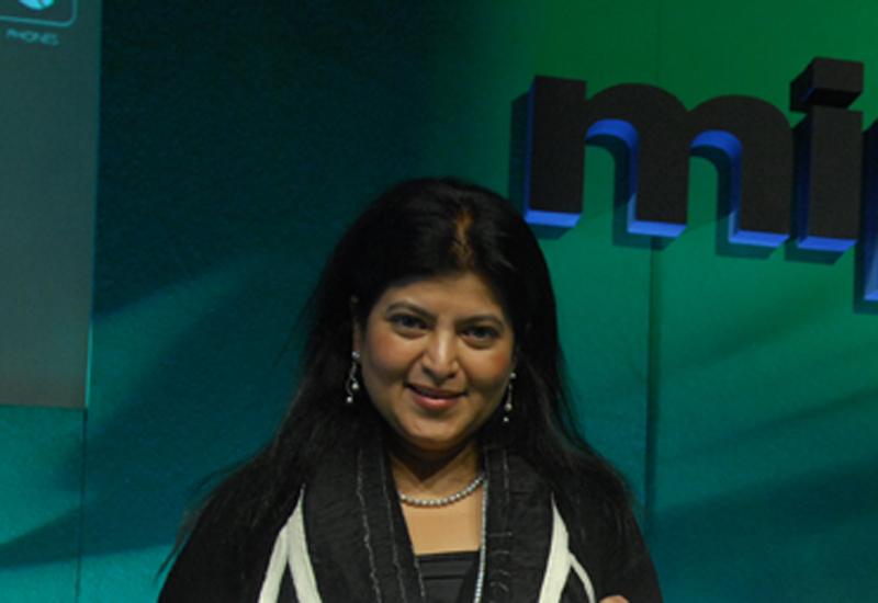 Dubai-based filmmaker Soniya Kirpalani.