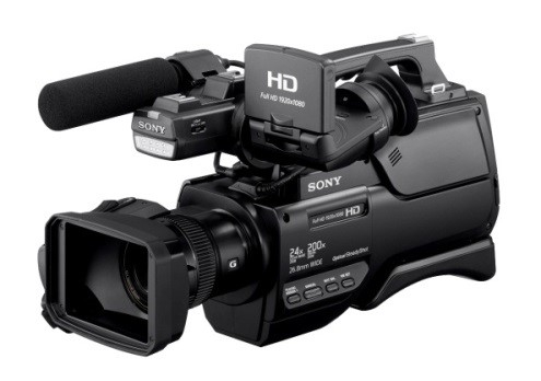 Camcorder, Camera, Film, HXR-MC2500, Making, New, Product, Professional, Sony, Video, Videographer, Wedding, Latest Products