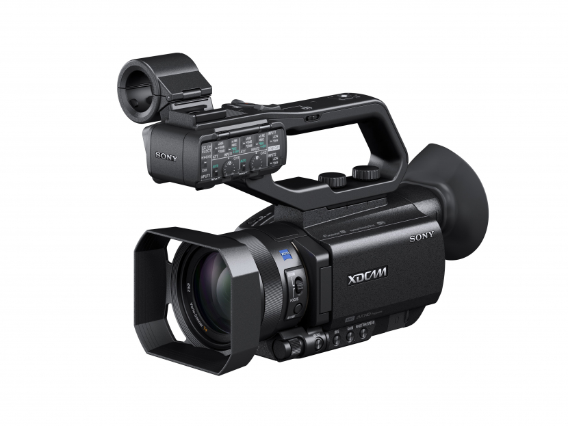 Sony recently launched the 4K-ready PXW-X70, the first compact XDCAM professional camcorder ever produced.
