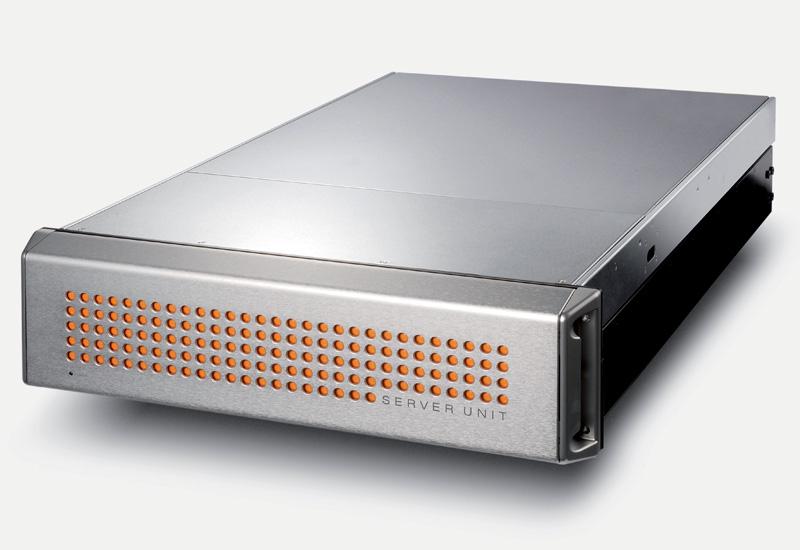 Sony HDXchange server.