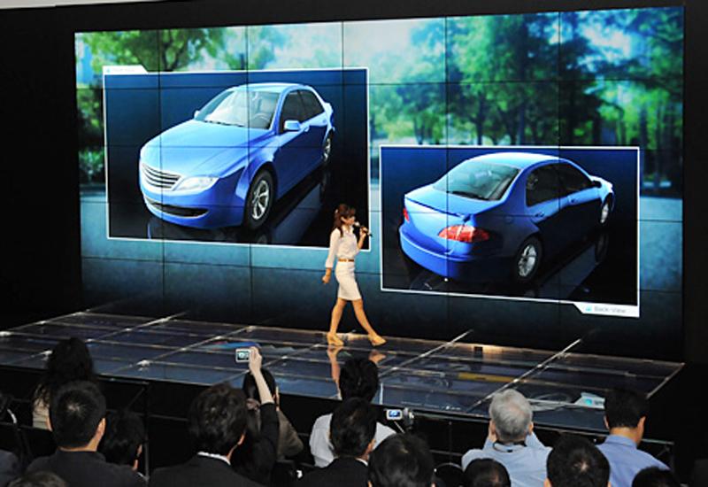 Multi-screen, New product, Sharp, News, Consumer-facing Tech