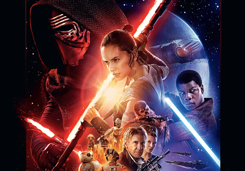 Abu Dhabi, Cinemas, Middle East, Movie, New, Premiere, Release, Star wars, Star Wars The Force Awakens, Twofour54, World, News, International News