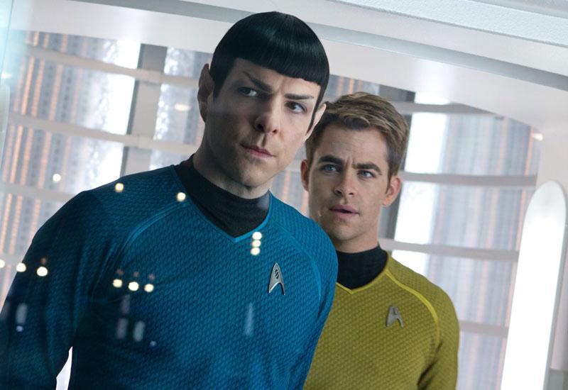 Star Trek Beyond, Analysis, Content production