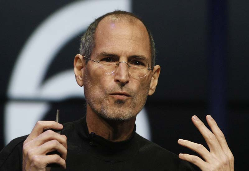 Apple CEO Jobs is due to launch iCloud tomorrow.