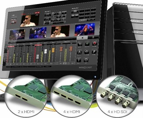 Webcast LiTE products can purportedly be used by anyone regardless of experience