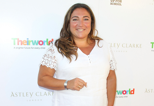 Jo Frost AKA 'Supernanny' is heading for Saudi.