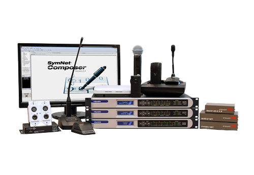 2014, 3.0, Audio-technica, Dante, New, Shure, Software, Symetrix, Symnet, Update, Version, Latest Products