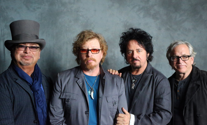 Toto remains one of the top selling touring and recording acts in the world.