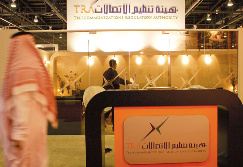The UAE's TRA granted a ten-year mobile TV broadcasting licence to the Emirates Mobile Television Corporation, which is a consortium of government com