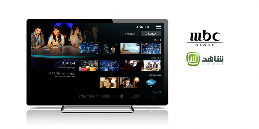 MBC is one of TV App Agency's big local clients