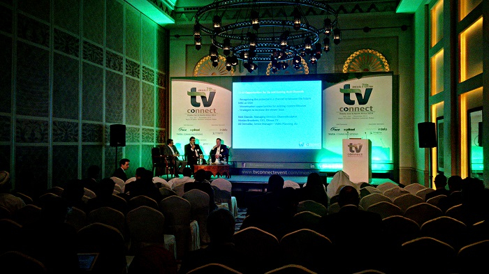 One of the conferences at TV Connect MENA 2014 focused on HEVC in the Middle East