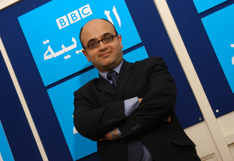 El Sokkari claims BBC Arabic's multiplatform approach is essential.