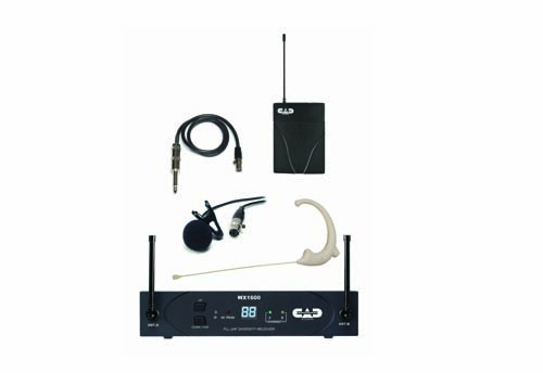 CAD Audio Stagepass 1600