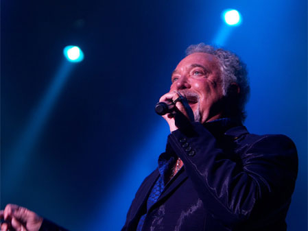 Tom Jones will bring his classic hits to an Abu Dhabi audience in 2016.