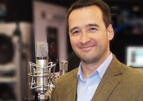 Trevor Coley, founder and designer, Sontronics.