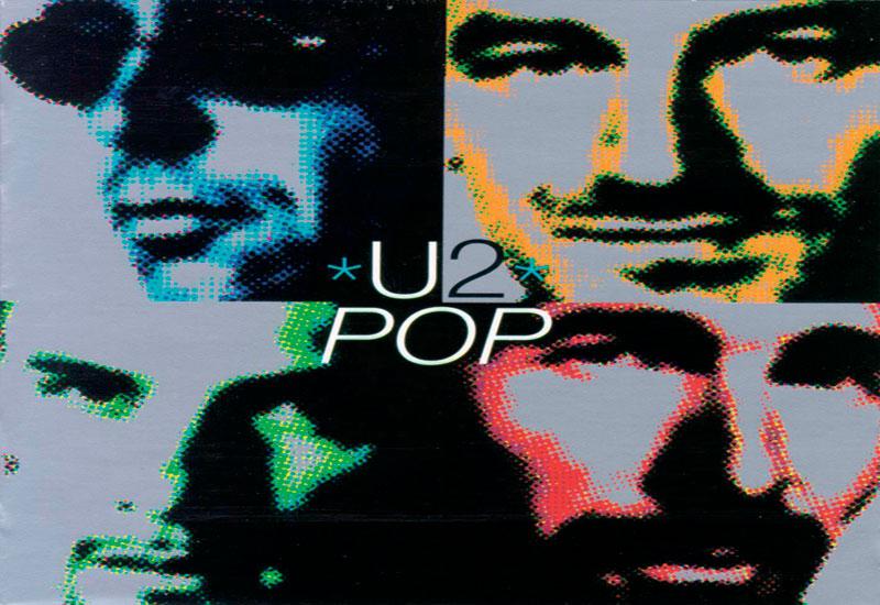 U2, Pop (1997).