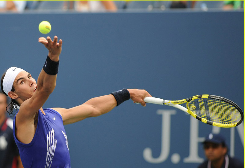 The US Open will be broadcast in 3D for at least the next three years, under the deal.