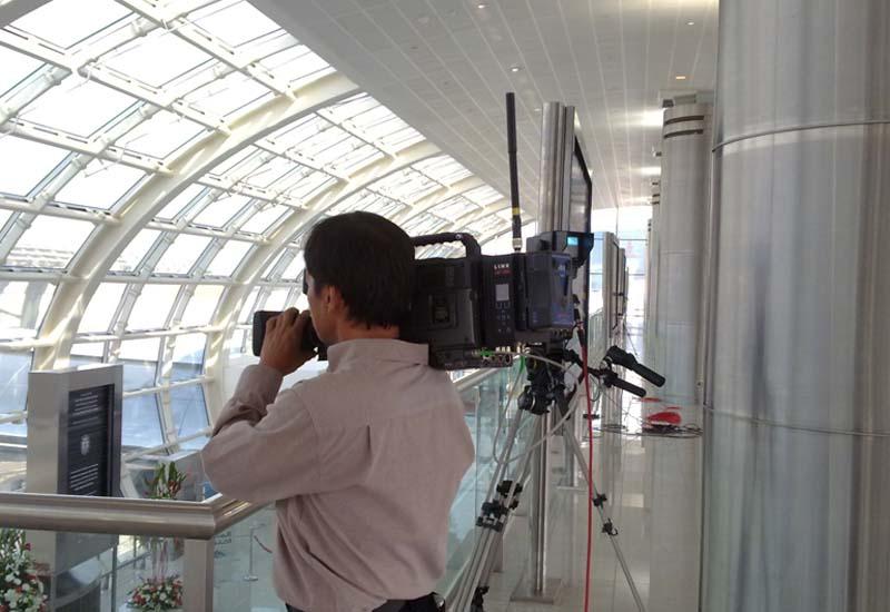 Dubai Media Inc, Mather Ali, Vijaya Cherian, Vislink Middle East and North Africa, News, Broadcast Business